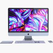 苹果iMac 27英寸2017-2018 3d model