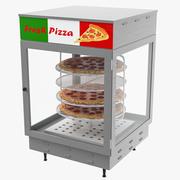 Pizza Warmer Display 3d model