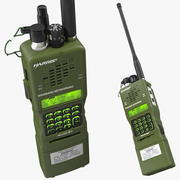 L3Harris Falcon ANPRC-152A Wideband Networking Handheld Radio 3d model