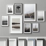Picture Frames Set -115 3d model