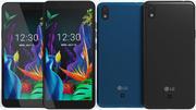LG K20 2019 Black and Blue 3d model