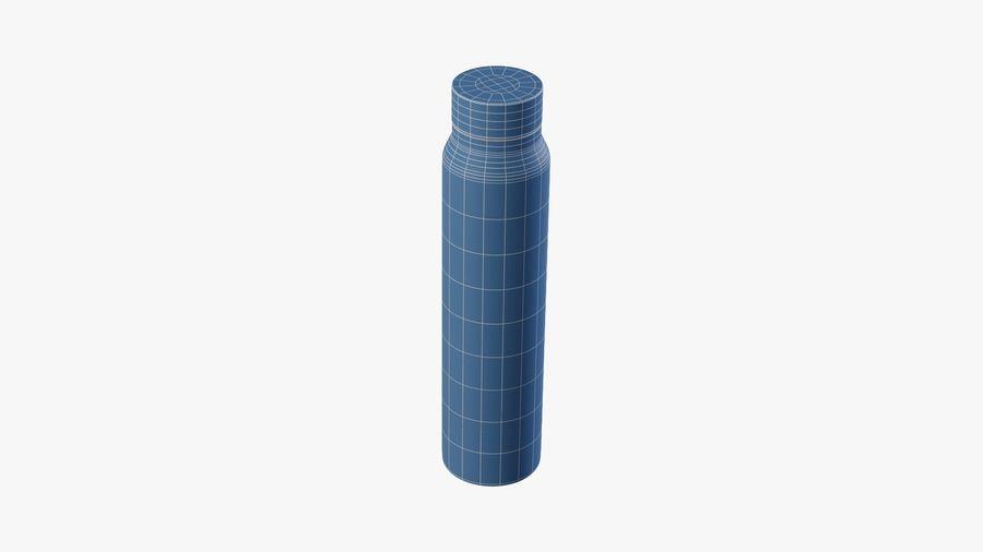 Aluminium Wasserflasche royalty-free 3d model - Preview no. 16