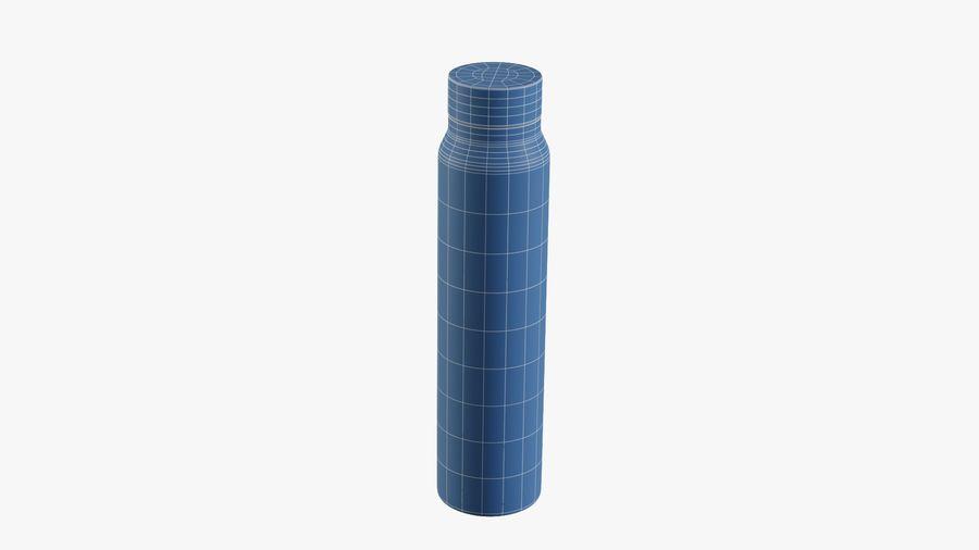 Aluminium Wasserflasche royalty-free 3d model - Preview no. 19
