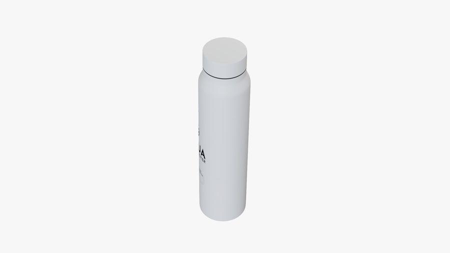 アルミウォーターボトル royalty-free 3d model - Preview no. 12