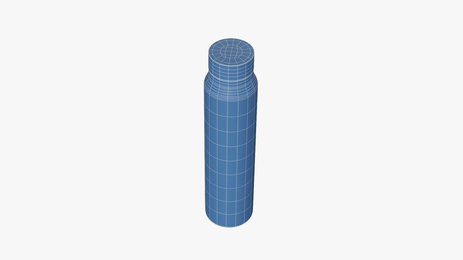 Aluminium Wasserflasche royalty-free 3d model - Preview no. 18