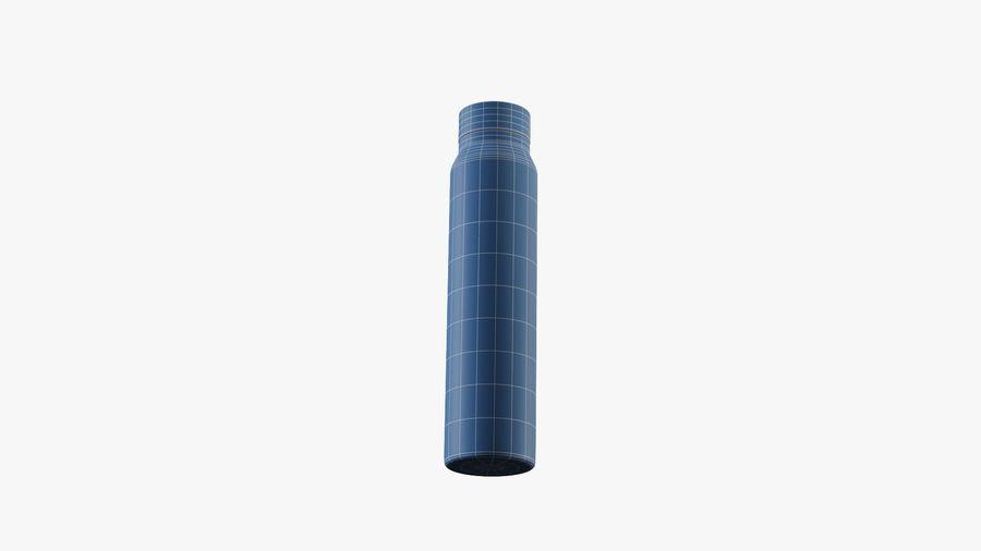 Aluminium Wasserflasche royalty-free 3d model - Preview no. 14