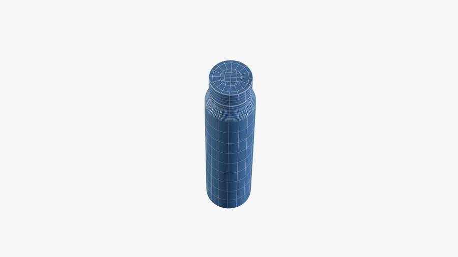 Aluminium Wasserflasche royalty-free 3d model - Preview no. 17