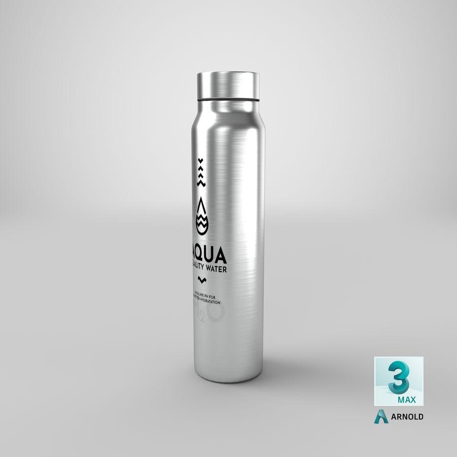 アルミウォーターボトル royalty-free 3d model - Preview no. 25