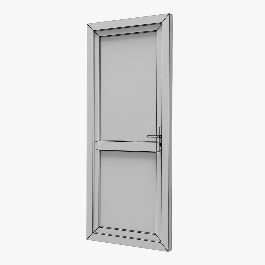 Porta royalty-free 3d model - Preview no. 14