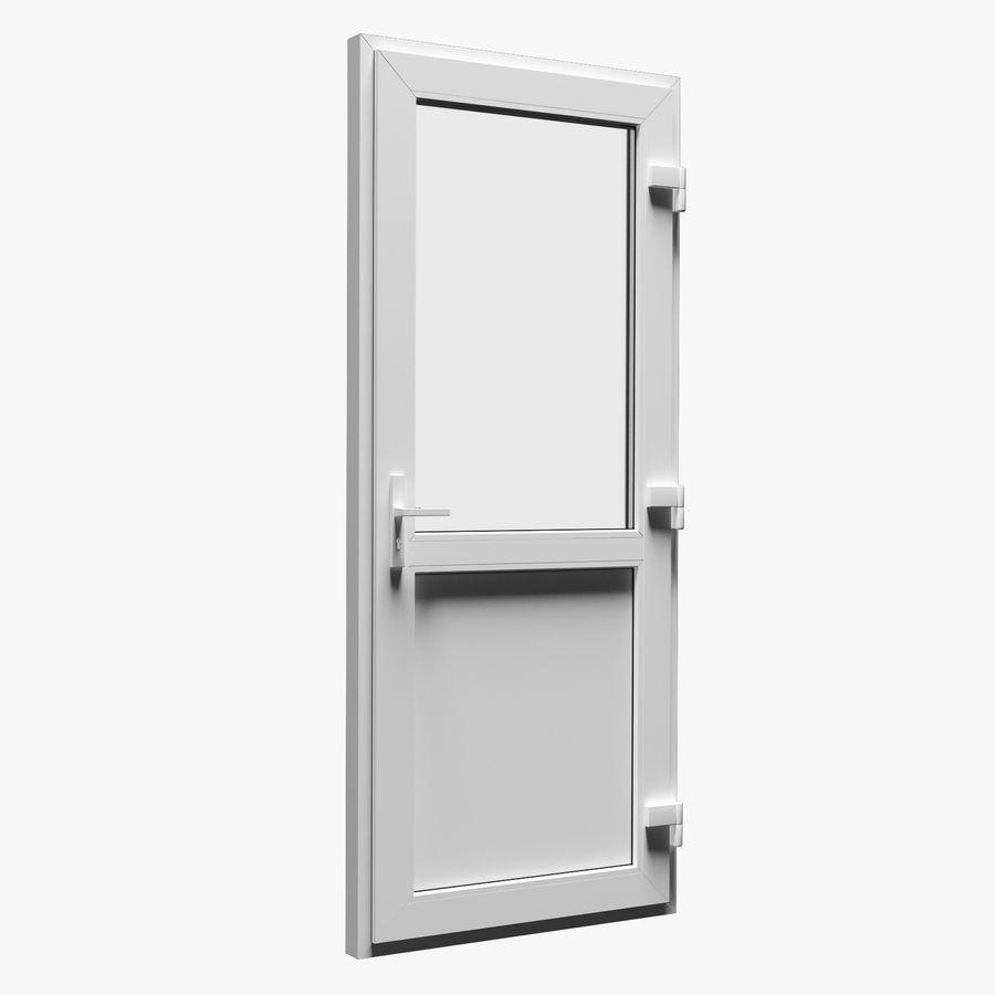 Porta royalty-free 3d model - Preview no. 1