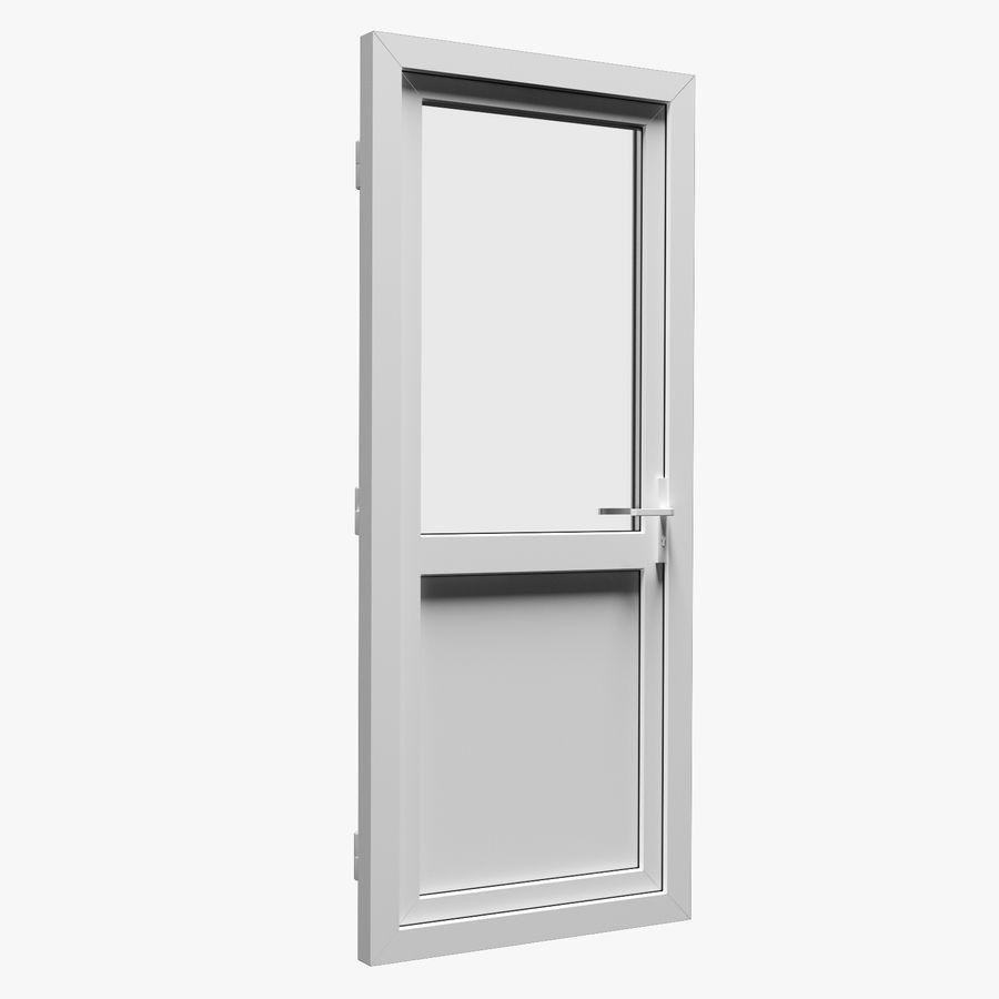 Porta royalty-free 3d model - Preview no. 4