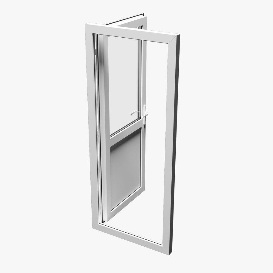 Porta royalty-free 3d model - Preview no. 5