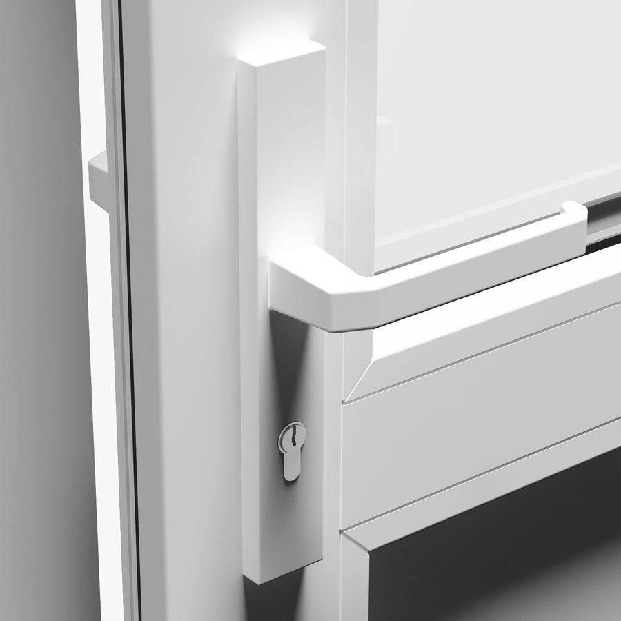 Porta royalty-free 3d model - Preview no. 7