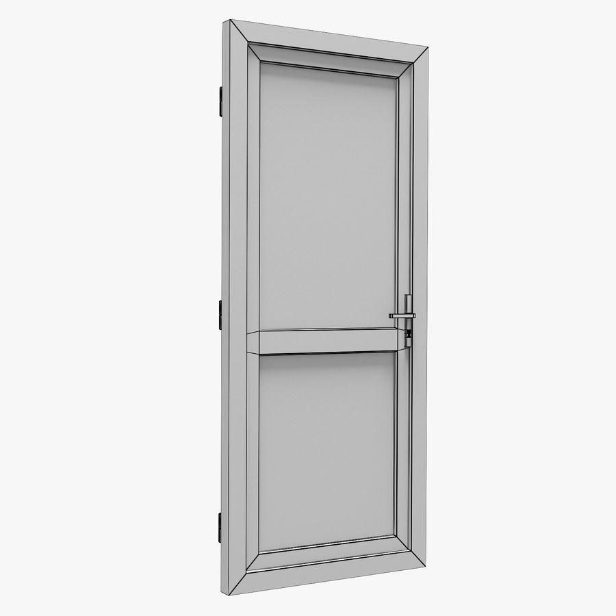 Porta royalty-free 3d model - Preview no. 12