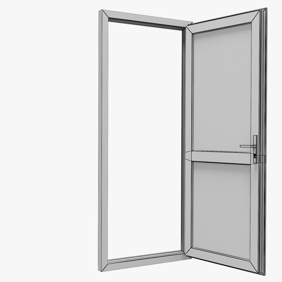 Porta royalty-free 3d model - Preview no. 10