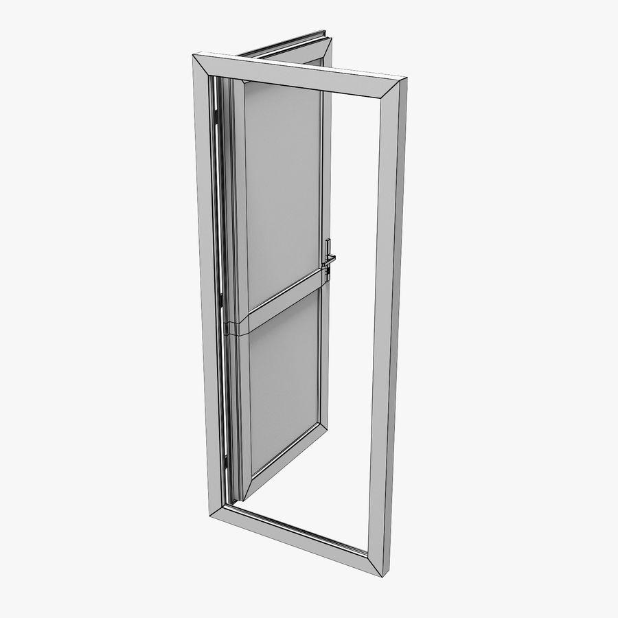 Porta royalty-free 3d model - Preview no. 13