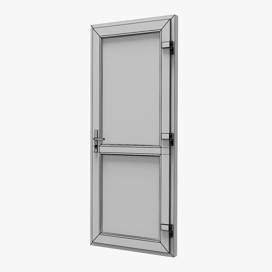 Porta royalty-free 3d model - Preview no. 11