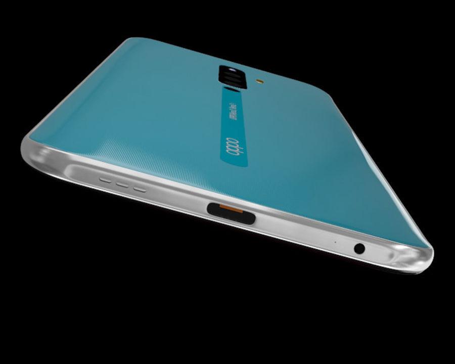 安卓手机 royalty-free 3d model - Preview no. 9