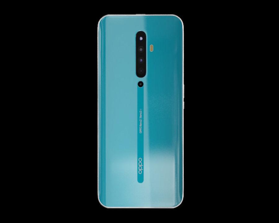 安卓手机 royalty-free 3d model - Preview no. 1