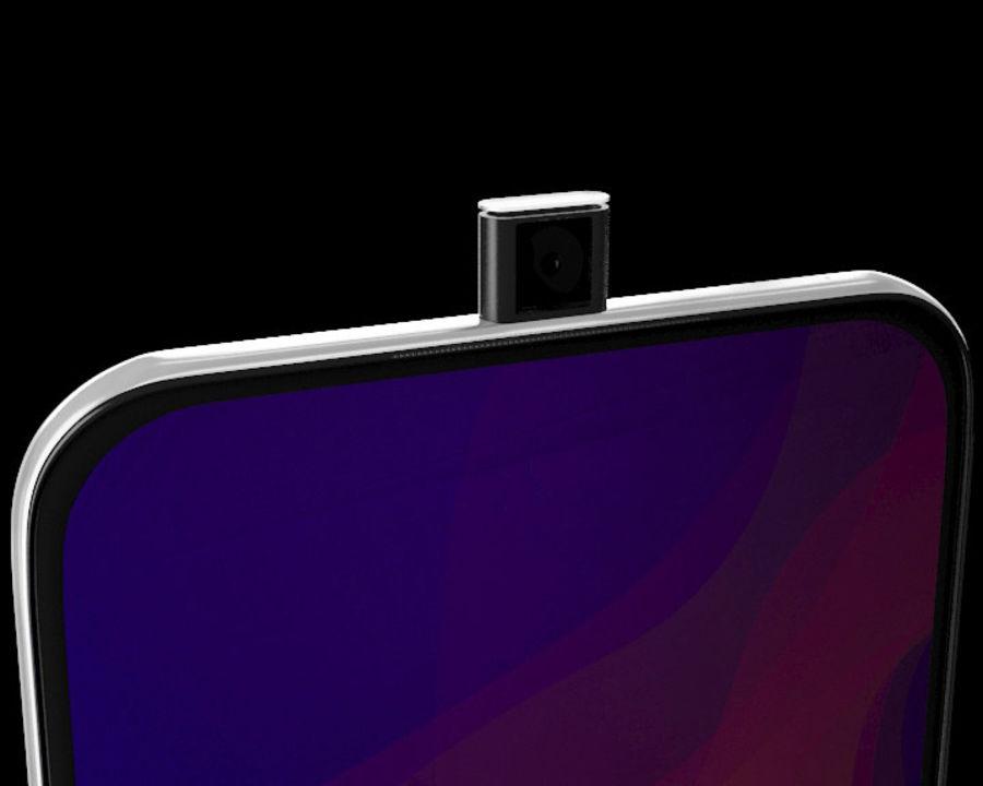 安卓手机 royalty-free 3d model - Preview no. 5