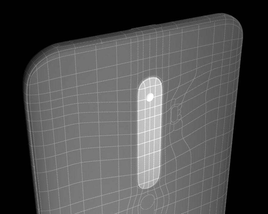 安卓手机 royalty-free 3d model - Preview no. 7
