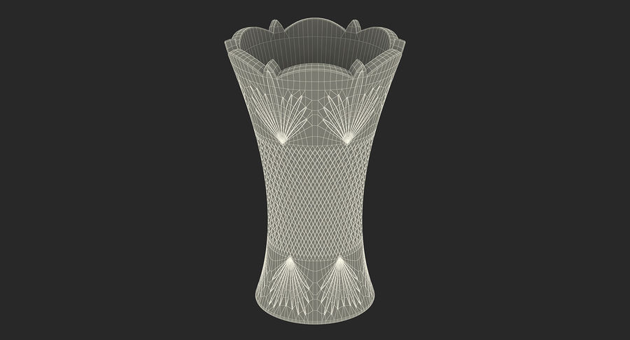 Vases Models Collection 4 royalty-free 3d model - Preview no. 24