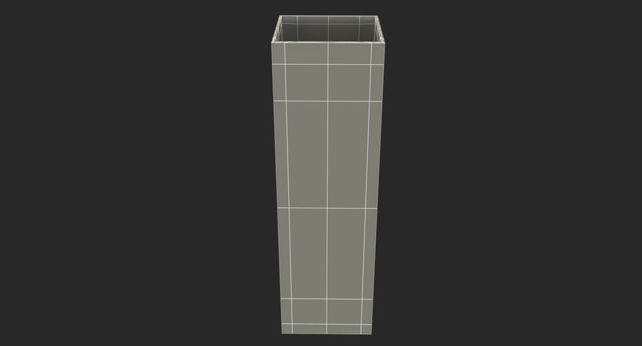 Vases Models Collection 4 royalty-free 3d model - Preview no. 23