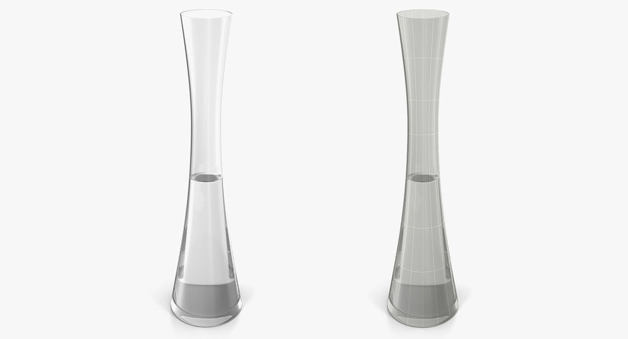 Vases Models Collection 4 royalty-free 3d model - Preview no. 19