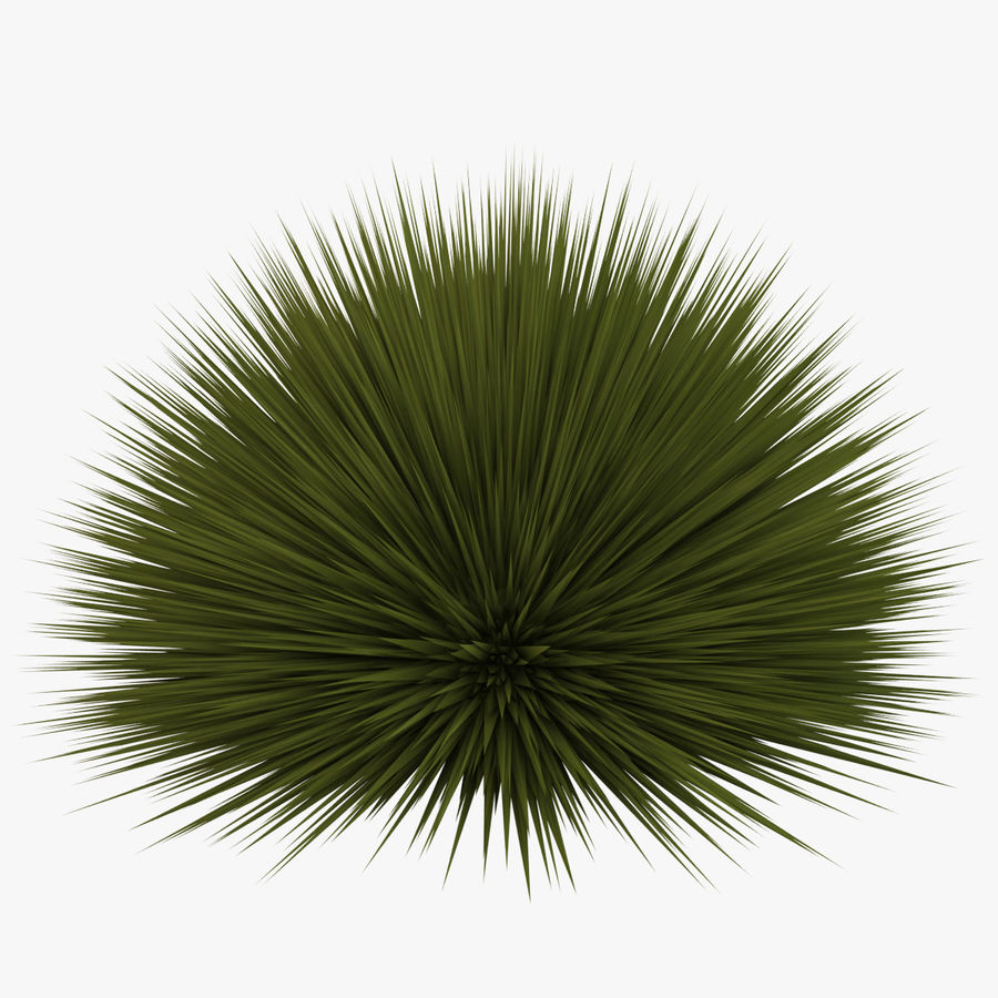 Deer Grass royalty-free 3d model - Preview no. 1