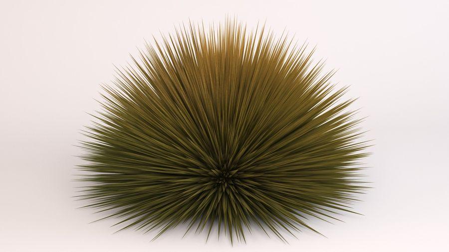 Prairie Fire Grass royalty-free 3d model - Preview no. 2