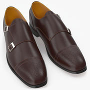 Mens Shoes 3d model