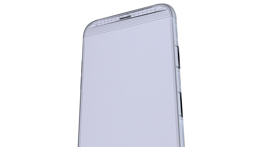 Apple iPhone 11 royalty-free 3d model - Preview no. 18