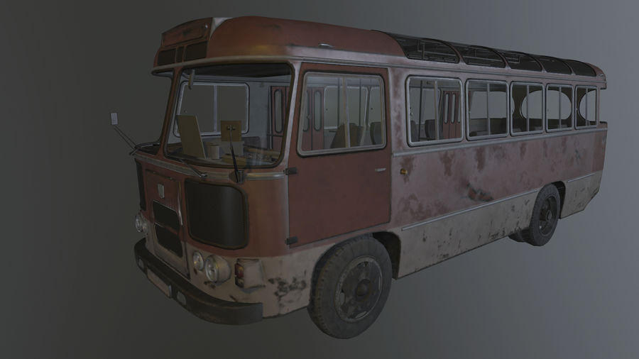 Paz672 royalty-free 3d model - Preview no. 2