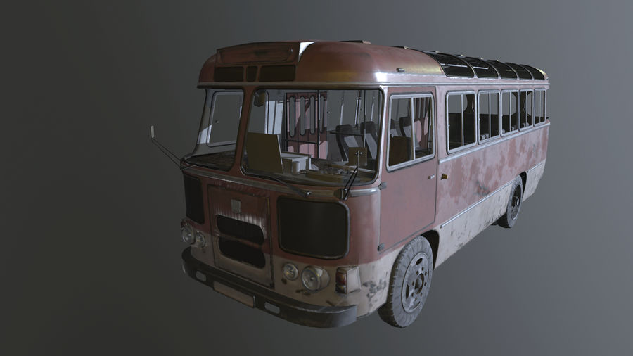 Paz672 royalty-free 3d model - Preview no. 1