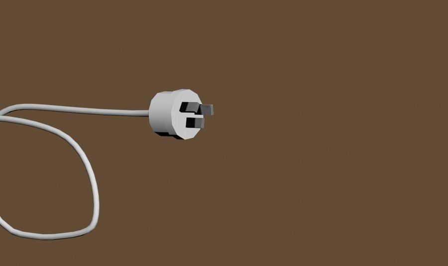 Powerboard AUS NZ royalty-free 3d model - Preview no. 4