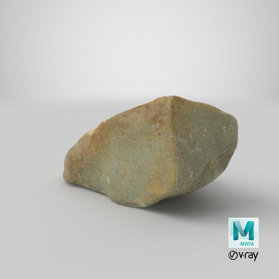 Mountain Rock 03 royalty-free 3d model - Preview no. 29