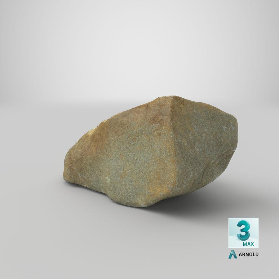 Mountain Rock 03 royalty-free 3d model - Preview no. 24