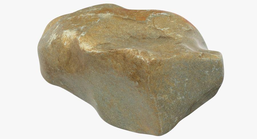 Mountain Rock 03 royalty-free 3d model - Preview no. 9
