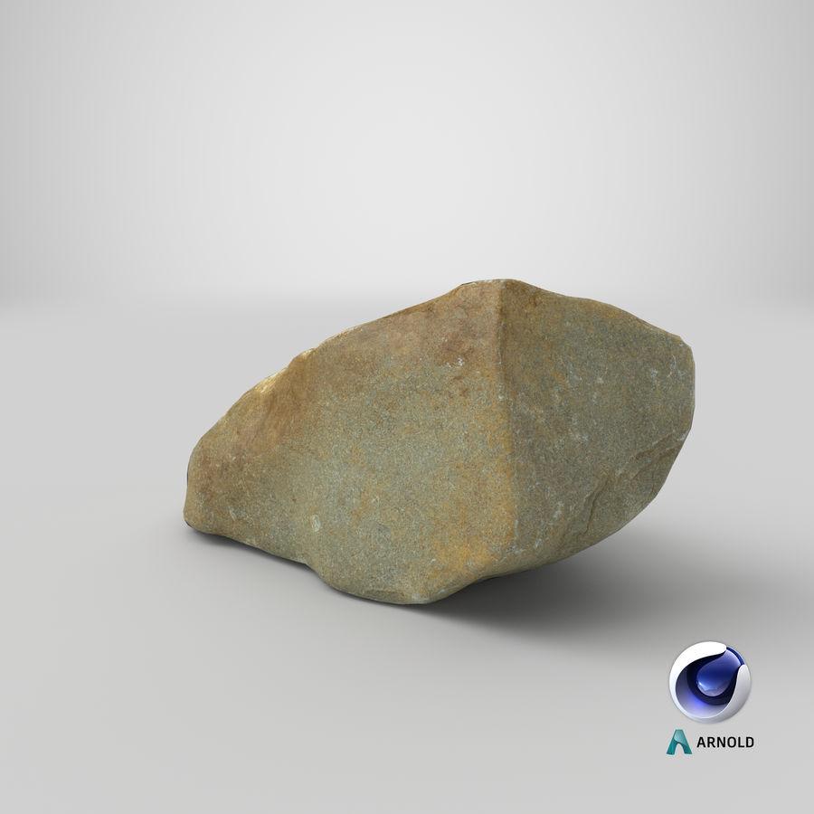 Mountain Rock 03 royalty-free 3d model - Preview no. 23