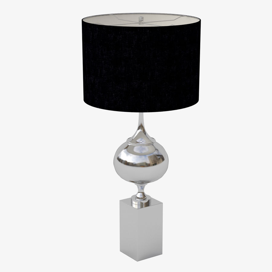 EPIC TABLE LAMP royalty-free 3d model - Preview no. 3