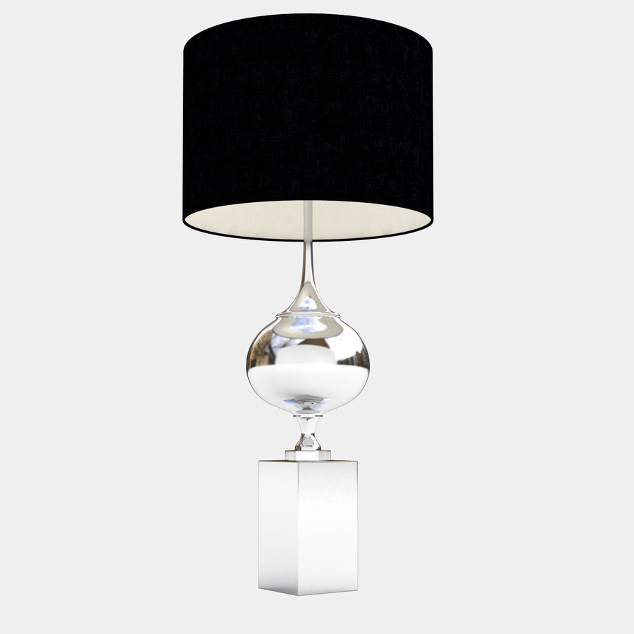 EPIC TABLE LAMP royalty-free 3d model - Preview no. 2