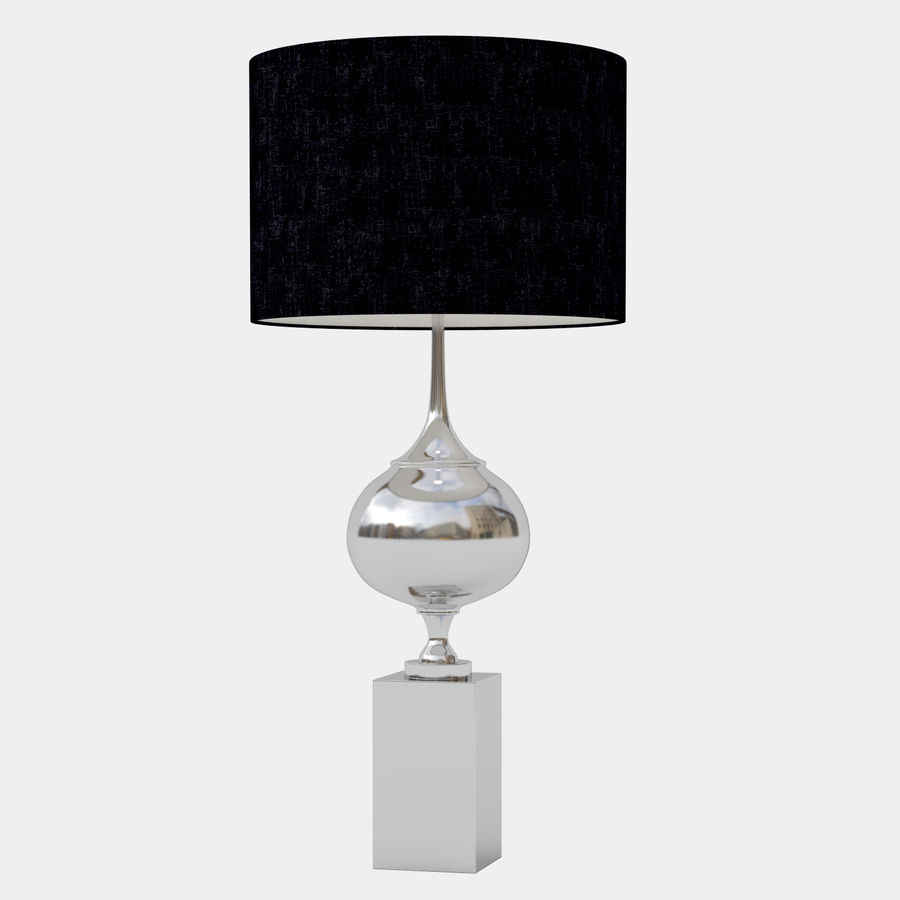 EPIC TABLE LAMP royalty-free 3d model - Preview no. 5