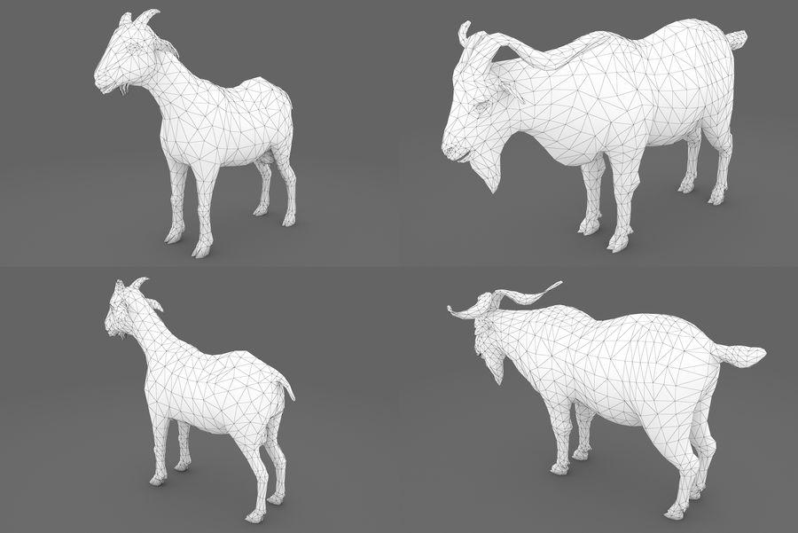 Collezione Animals Mega royalty-free 3d model - Preview no. 7