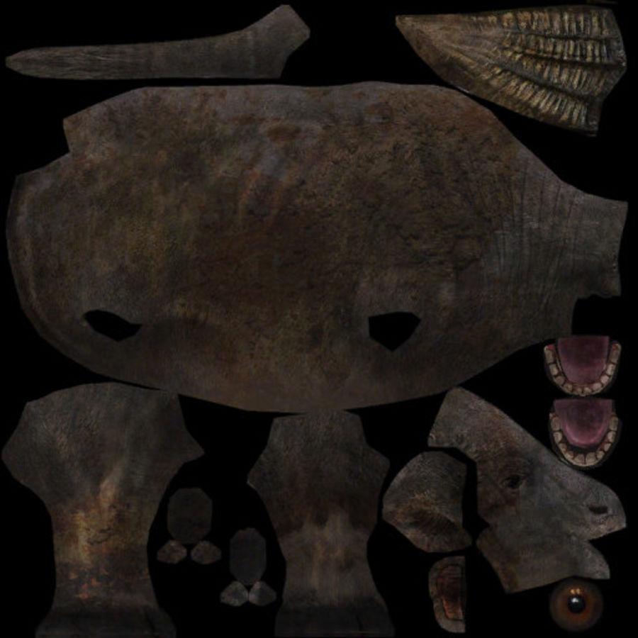 Collezione Animals Mega royalty-free 3d model - Preview no. 16