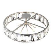 Harlow Crystal Chandelier Light 3d model