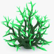 Seriatopora Big Coral 3d model