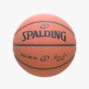 Clean Spalding Ball 3d model