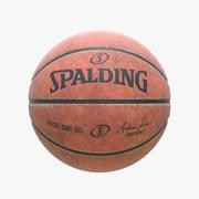 Dirty Spalding Ball 3d model
