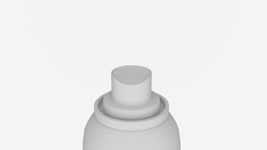 탈취제 병 royalty-free 3d model - Preview no. 10