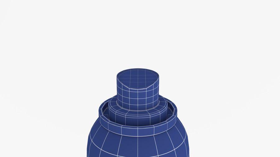 탈취제 병 royalty-free 3d model - Preview no. 26